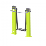 WaveWalk Gym devices.