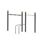 Wavebar – Pull up bars – Parallel bars StreetWorkout