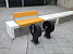 Gym street furniture